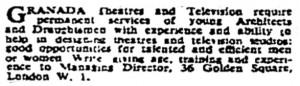 1955-07-25 Granada ad