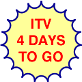 ITV, four days to go